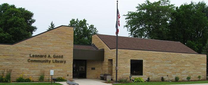 Leonard A. Good Ogden library