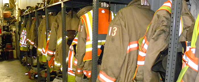 Fire Coats