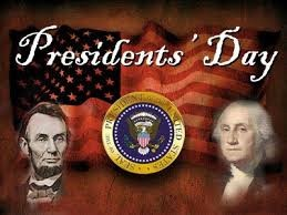 City Hall Offices Closed - President's Day