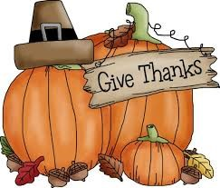 City Hall Offices Closed - Thanksgiving